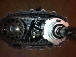 GM N246 Transfer Case w/ oil pump guard installed.
