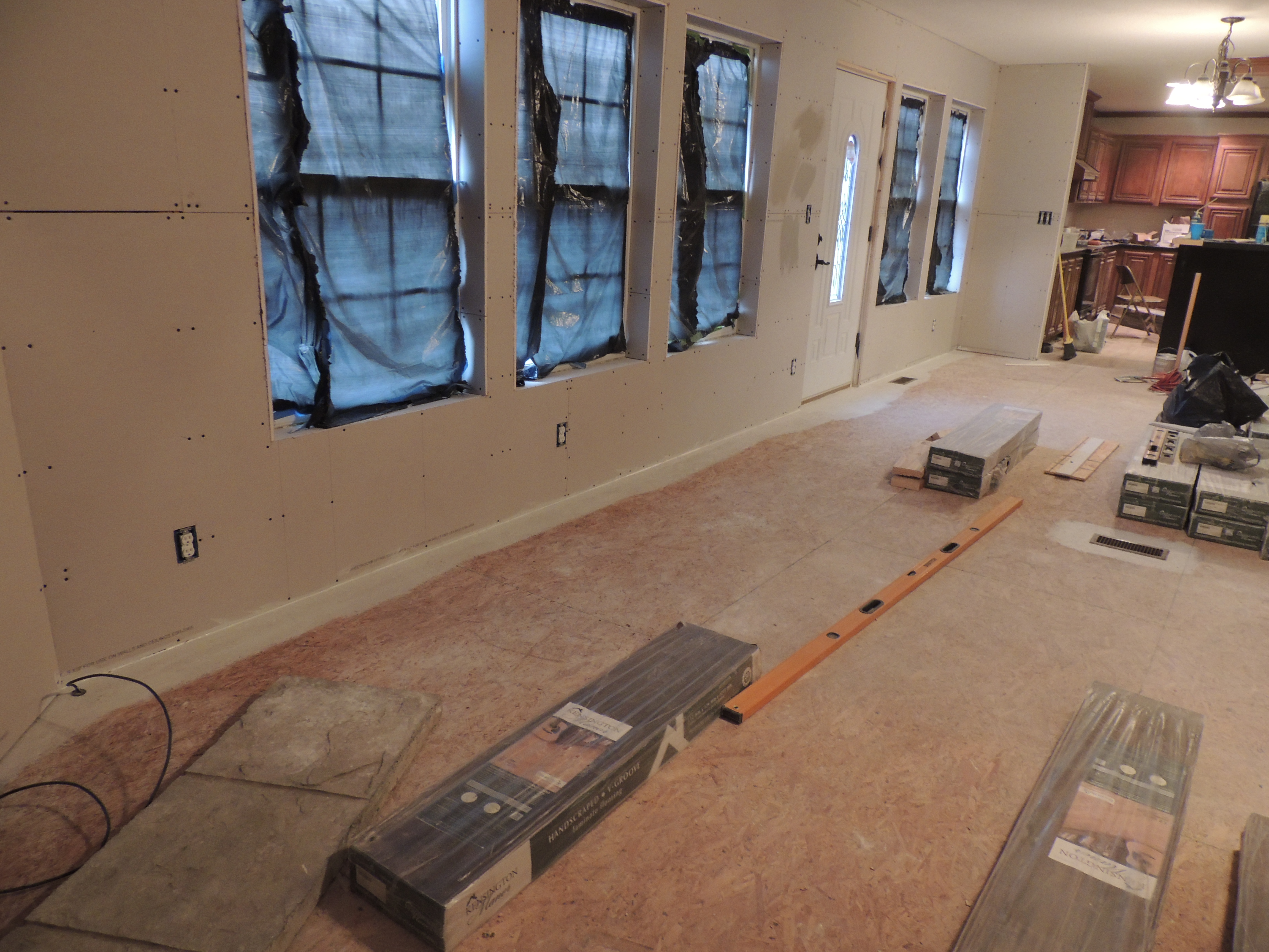 How to Install Drywall (Sheetrock) | Roses and Wrenches
