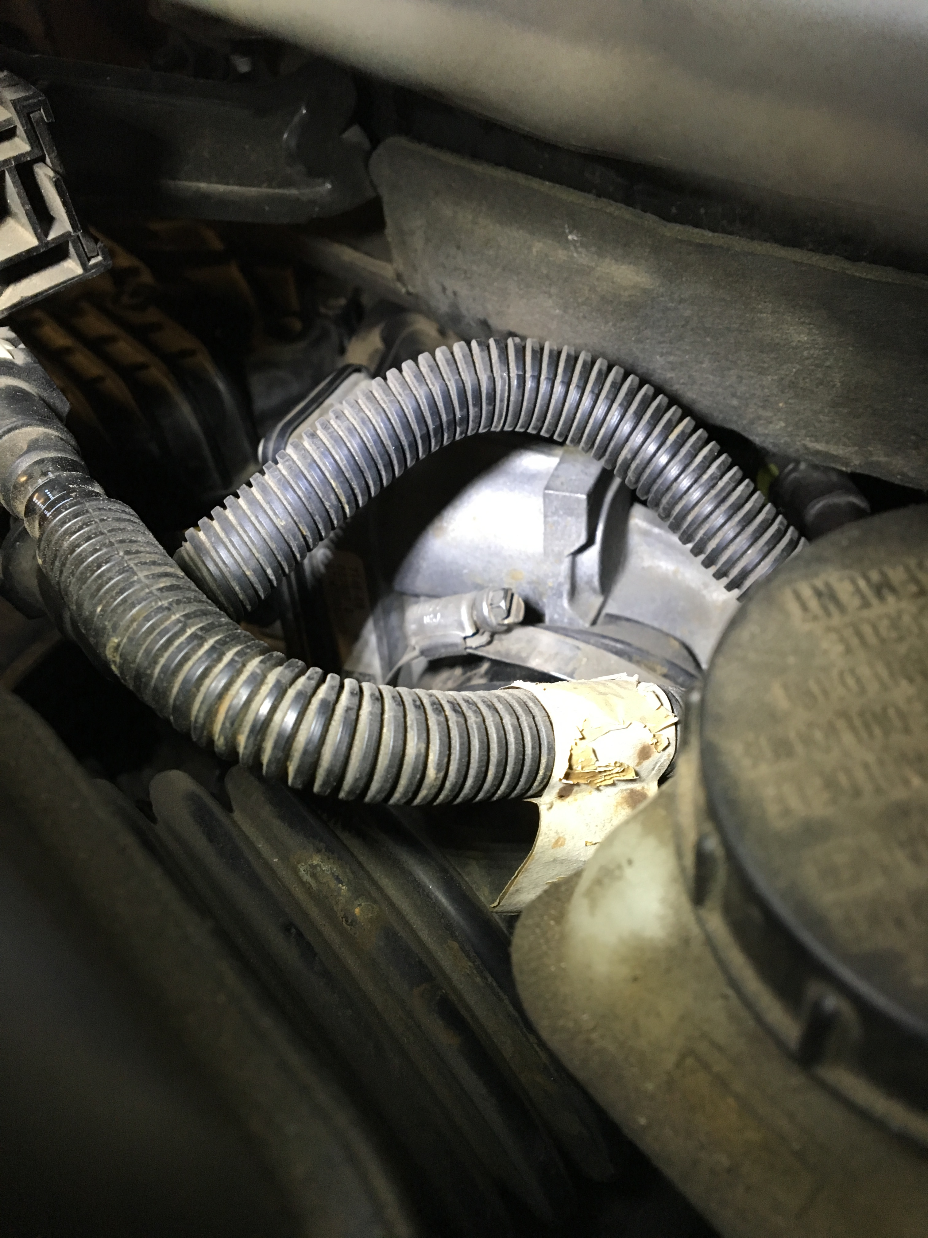 How to Remove Upper Intake Manifold, Replace Spark Plugs