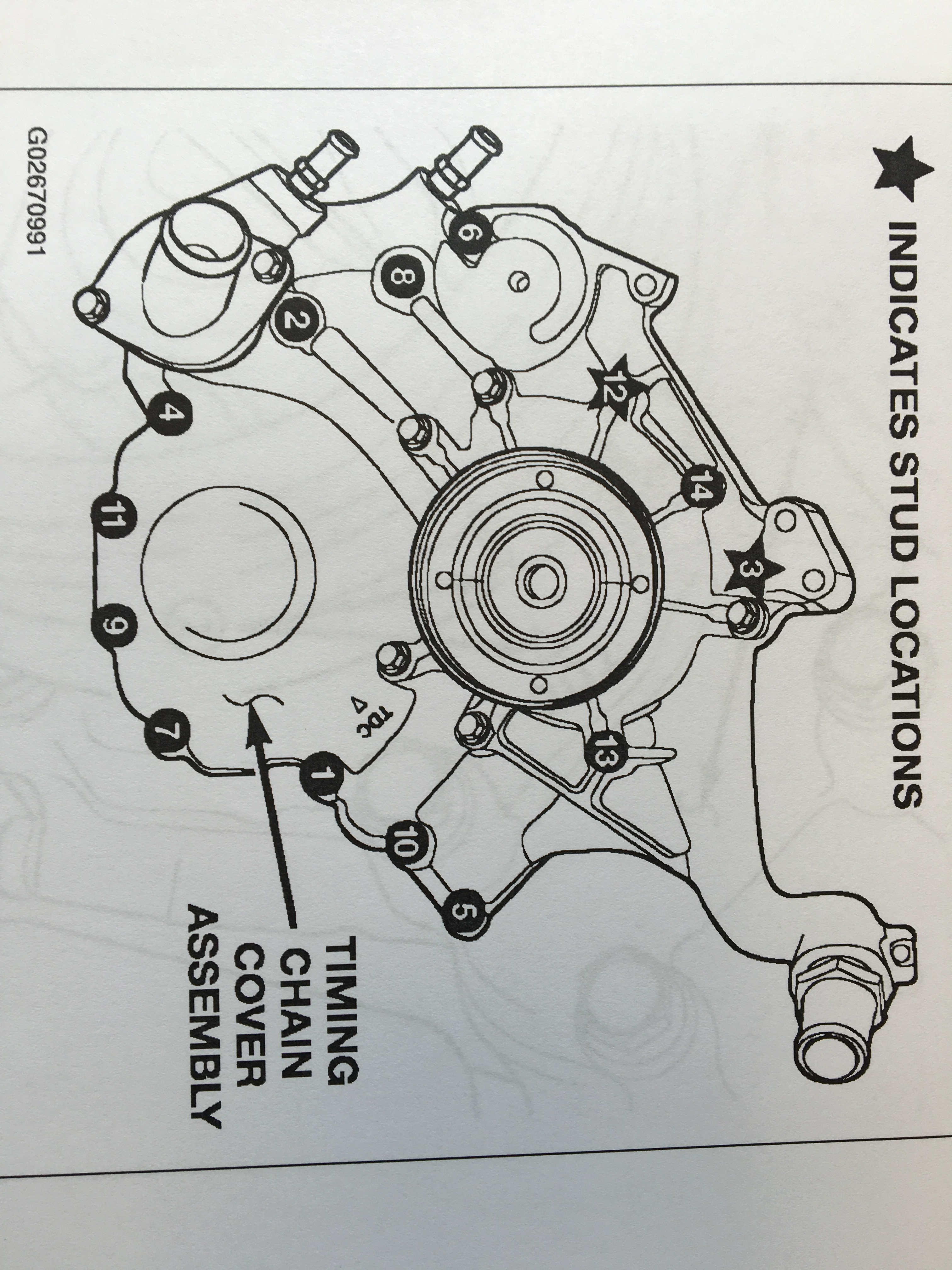 dodge 3.7l engine diagram how to replace a 3 7l or 4 7l timing chain s  and or components  replace a 3 7l or 4 7l timing chain